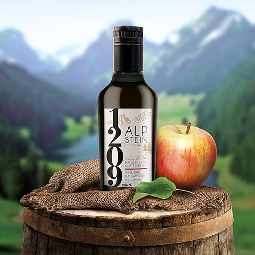 Alpstein Balsam-Essig
