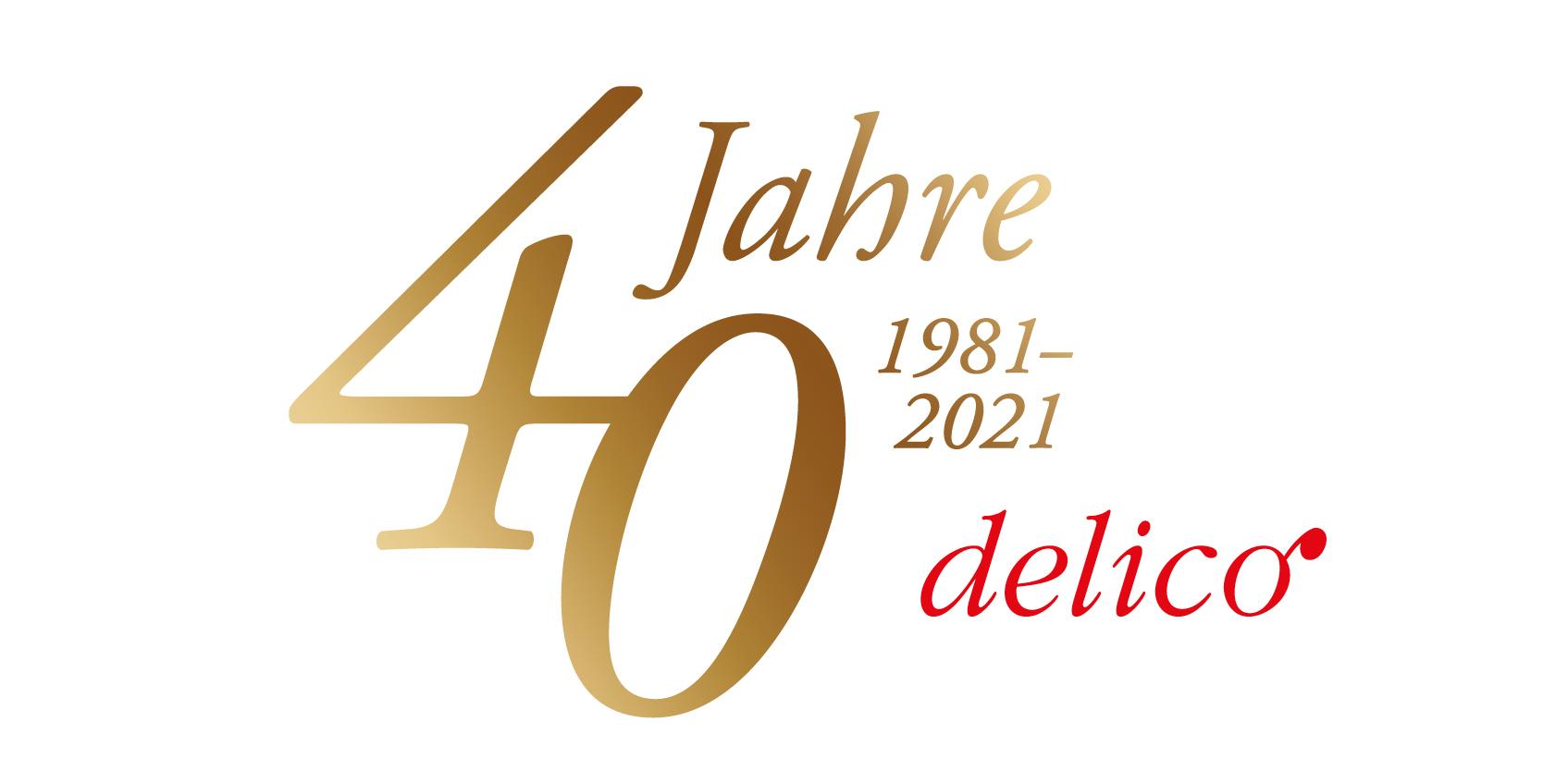 40 Jahre Delico