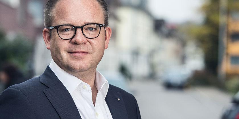 Matthias Fürer übernimmt die Leitung der Delico AG von Gründer Alex K. Fürer.