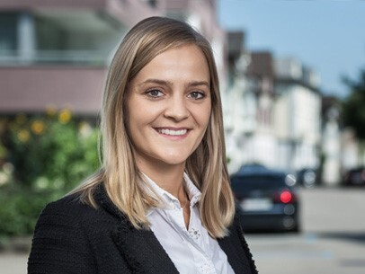Estelle Gfrerer Junior Product Manager