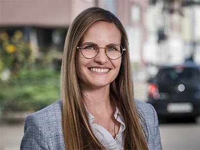 Kathrin Thalmann Product Manager