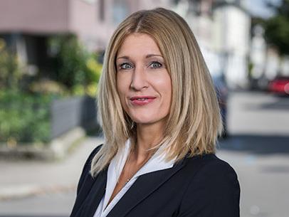 Rebecca Wolgensinger COO / Head of Marketing